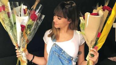 Las inesperadas sorpresas que ha recibido Aitana durante su firma de libros en Sant Jordi
