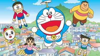 'Doraemon, el gato cósmico'
