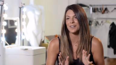 Laura Matamoros en 'Ven a cenar conmigo gourmet edition'