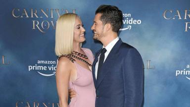 Katy Perry y Orlando Bloom reaparecen juntos y enamorados meses antes de su boda