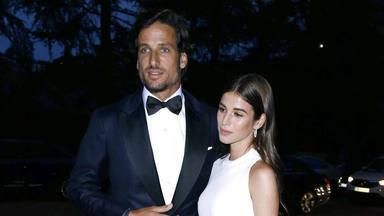 Así ha sido la boda blindada de Feliciano López y Sandra Gago: mucho secretismo y grandes ausencias