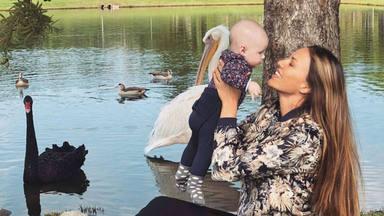"""Lo peor que lleva Helen Lindes de la maternidad: """"A todo se acostumbra una"""""""