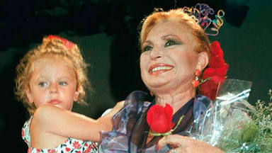 El dardo de Rocío Flores a su madre al confesar que no tiene ningún recuerdo de su abuela Rocío Jurado