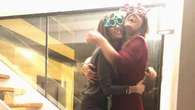 El aplaudido gesto con el que una radiante Sara Carbonero ha querido entrar en el nuevo año
