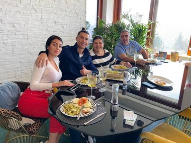 Cristiano Ronaldo y Georgina Rodríguez están pasando la cuarentena en Madeira