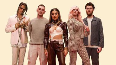 Clean Bandit regresa a la música con el nuevo tema 'Tick Tock' y lo hacen con la ayuda de la gran Mabel