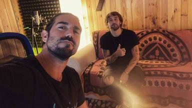 Andrés Suárez y Dani Fernández han compuesto su primera canción conjunta