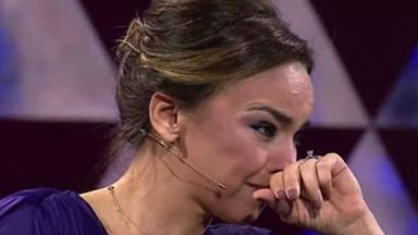 Lágrimas de Chenoa enternecen a Bertín Osborne