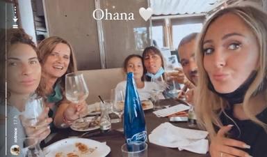 La nueva puñalada de Rocío Flores a Rocío Carrasco: se une a la hermana de Olga Moreno para lanzar un mensaje