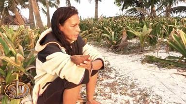 """La palabras de Olga Moreno en 'Supervivientes' que atacan frontalmente a Rocío Carrasco: """"Los cinco juntos"""""""