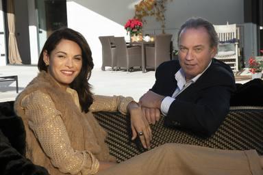 Bertín Osborne y Fabiola Martínez han vuelto a posar juntos cuatro meses después de su separación