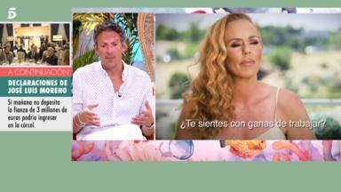 Joaquín Prat habla alto y claro sobre el posible reencuentro entre Rocío Carrasco y Rocío Flores en Telecinco