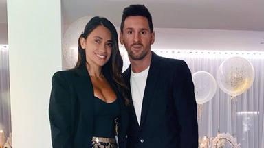 Messi y Antonela ya tienen casa en París