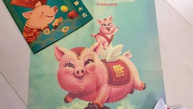 Estos son los cerdos más famosos de la televisión