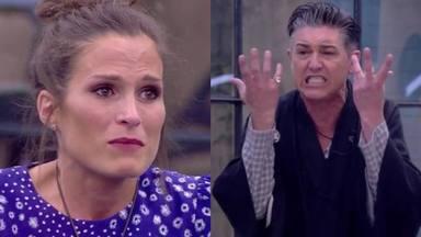 Verdeliss y Ángel Garó en 'GH VIP 6'