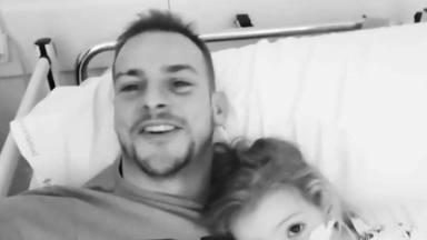 Álex Casademunt, la positividad hecha persona, manda un mensaje desde el hospital a los Gemeliers en 'TCMS'