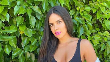 El espectacular posado de Cristina Pedroche en bikini