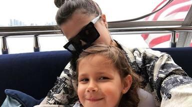 Manuela y Alma, las princesas de Alejandro Sanz
