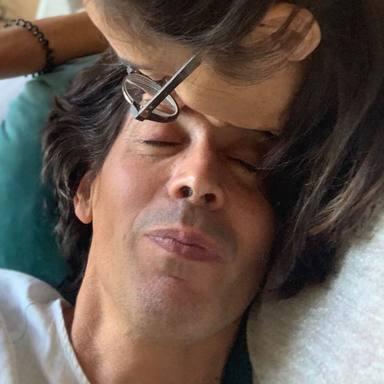 Paz Padilla marido Antonio cumpleaños