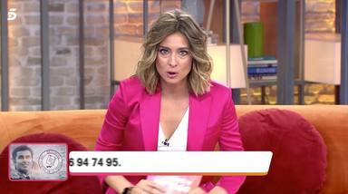 Sandra Barneda desea que Emma García se recupere pronto