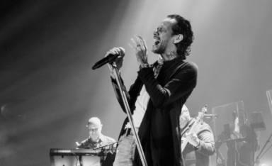 Marc Anthony, entristecido, pide disculpas a todos sus seguidores por el colapso en su concierto virtual