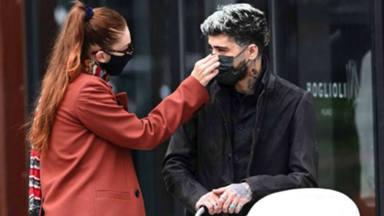 La romántica dedicatoria de Gigi Hadid para Zayn Malik en el día del padre