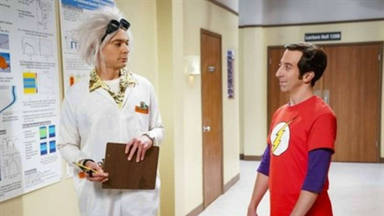 El final de 'The Big Bang Theory' tendrá mucho que ver con 'Regreso al futuro'