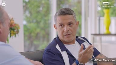 Alejandro Sanz en 'Mi casa es la tuya'