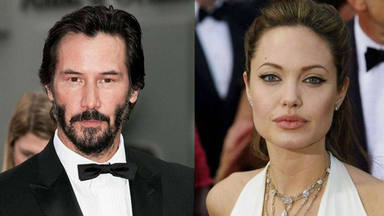 Keanu Reeves y Angelina Jolie, ¿la pareja sorpresa del verano?