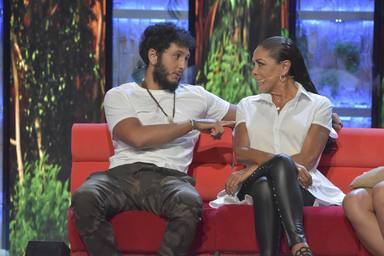 Isabel Pantoja y Omar Montes