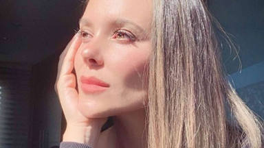 Lorena Gómez, rota por la repentina pérdida de su perrita Duna