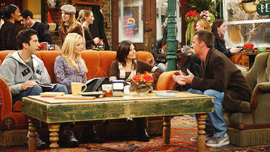 Central Perk en Friends