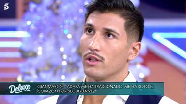 Gianmarco, decepcionado da un portazo a Adara y ella flipa: Me ha roto el corazón, no ha respetado nada