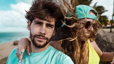 """Las paradisíacas vacaciones de Álvaro Soler y Sofía Ellar: """"Pones el color en mis canciones"""""""