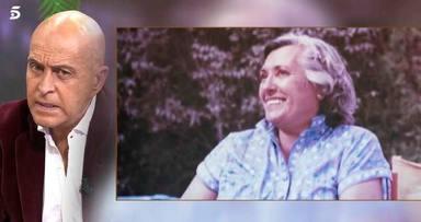 Kiko Matamoros se emociona al recordar su madre