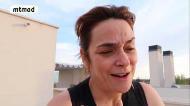 Toñi Moreno deja su reto de adelgazar