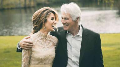 Alejandra Gere se declara a Richard Gere con fotos de su boda