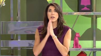 Paz Padilla pide perdón por sus comentarios sobre la muerte de Alex Lequio