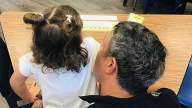 Alejandro Sanz echa mucho de menos a su hija Alma al estar separados por el confinamiento