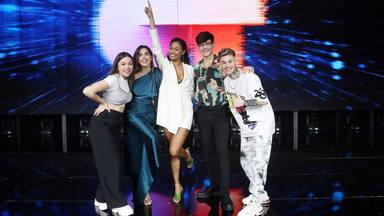 Eva, Nia, Hugo, Anajú y Flavio son los 5 finalistas de Operación Triunfo 2020 y así será la final