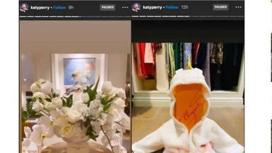 foto del regalo de Beyoncé a Katy Perry