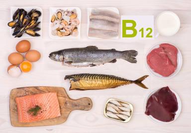 Cantidad de vitamina b12 al día