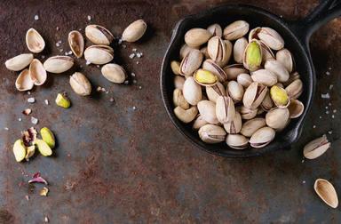 Los pistachos como antídoto contra la diabetes en embarazadas