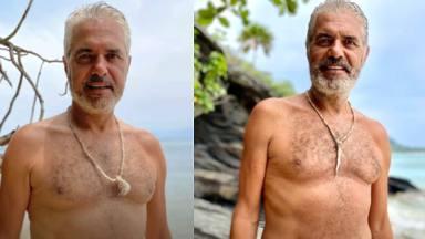 El antes y el después de Agustín Bravo tras su paso por Supervivientes 2021