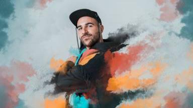 Nil Moliner en De Sábado con Christian Gálvez
