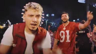 Imagen del videoclip 'Beba Que Quieres Que Haga', de Omar Montes