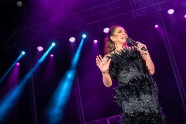 Isabel Pantoja derrocha poderío en su reaparición musical desde que estallara la guerra con su hijo
