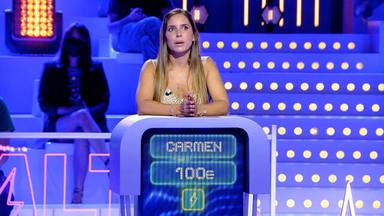 Carmen, la concursante de 'Alta Tensión' que ha indignado a las redes sociales con su última estrategia