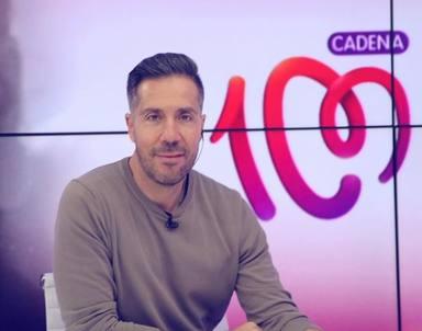 Antonio Hueso tendrá un programa novedoso en CADENA 100 los domingos por la mañana