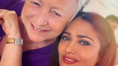 Salma Hayek despide a su cuñada Florence Rogers Pinault